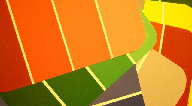 Les peintures synthétiques