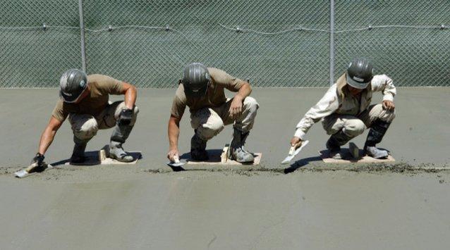 Finitions plancher de b ton b ton poli b ton estamp b ton liss fiche - Construire un plancher beton ...