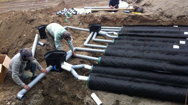 Systèmes semi-collectifs de traitement des eaux usées domestiques