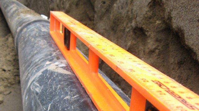 Le puits canadienpour préchauffer l'air frais : matériaux et composants