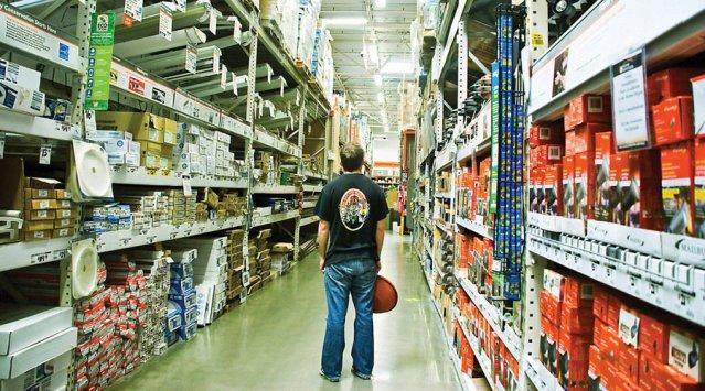 Je magasine les produits et les services