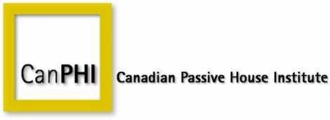 Le site Web du Canadian Passive House est maintenant en ligne