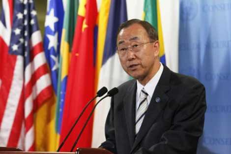 Le changement climatique constitue une menace pour la paix – ONU