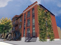 Premier immeuble résidentiel autosuffisant érigé au pays