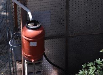 Terrebonne encourage la récupération de l'eau de pluie