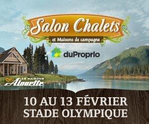 Salon Chalets et Maisons de campagne