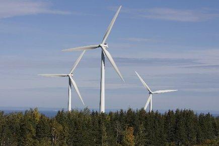 energie renouvelable : Projet de 44 éoliennes autorisé en Montérégie