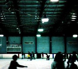 Une patinoire du Québec, plus écologique et économique