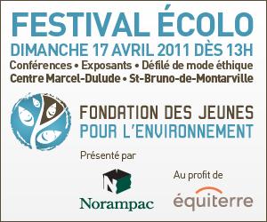 Festival Écolo à St-Bruno-de-Montarville