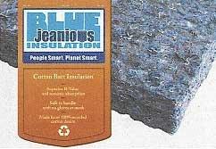 L'isolation de coton recyclé, un choix écolo