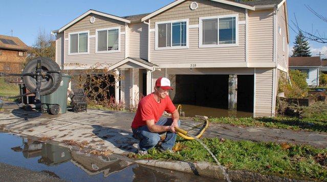 Infiltrations, inondations: les sous-sols sont à risque