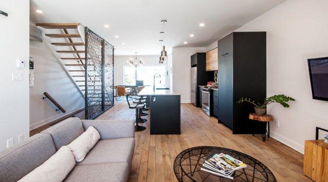 Abordable et compact: le nouveau concept de maison LEED Platine signé Concept DU