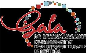 Gala de reconnaissance environnement et développement durable de Montréal