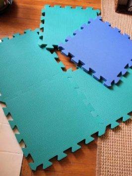 Les tapis mousse sont-ils dangereux pour la santé ?