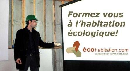 atelier formation rénovation autoconstruction construction écologique