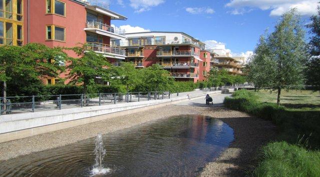 """Notre service """"Quartiers Ecohabitation"""""""