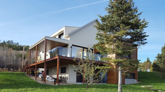 L'Heure Bleue, deuxième maison certifiée LEED® v4 Platine au Canada