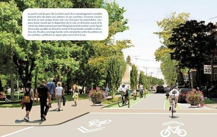 Photo : Centre d'écologie urbaine de Montréal
