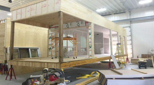 [Préfabriqué] Une maison LEED® Platine où santé et performance environnementale