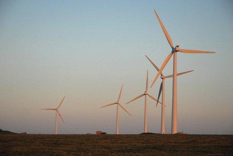 Parc éolien Énergie renouvelable