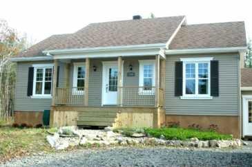 Une maison LEED-or au coût d'une Novoclimat