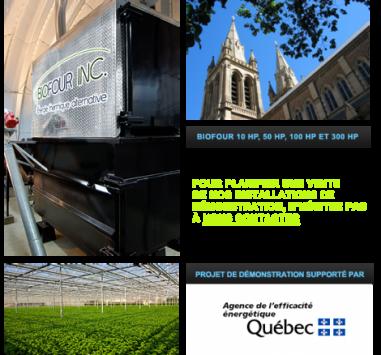 Un projet de chaudière-incinérateur à biomasse