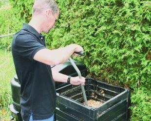 Jardin : Le compost : véritable or noir du jardinier