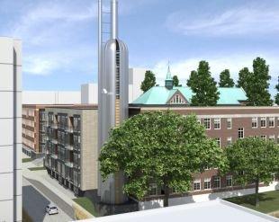 La Cité Verte sera chauffée à la biomasse