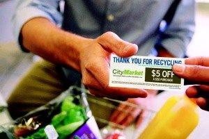 RecycleBank récompense vos gestes verts