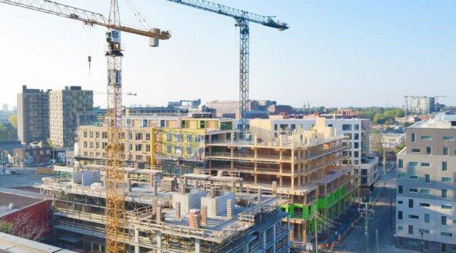 Sotramont honoré du titre LEED Homes Power Builder