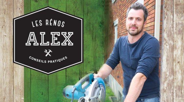 Capsules vidéos Les Rénos d'Alex : conseils de pro pour rénos écolos
