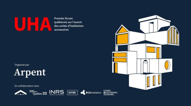 1er Forum québécois sur l'avenir des unités d'habitation accessoires