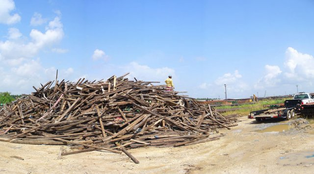 Réduction de la quantité de déchets envoyés à l'enfouissement