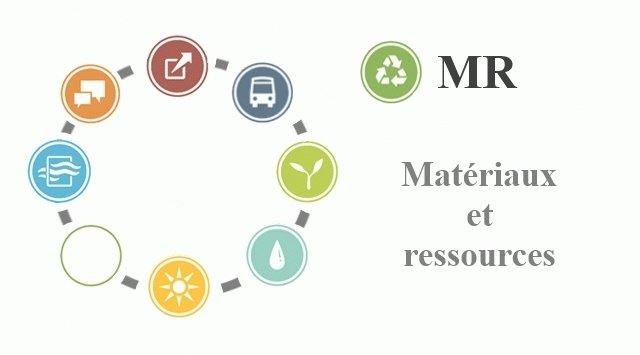 LEED Matériaux et ressources