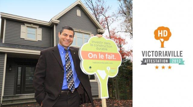 Programme de subvention Habitation Durable, par la Ville de Victoriaville