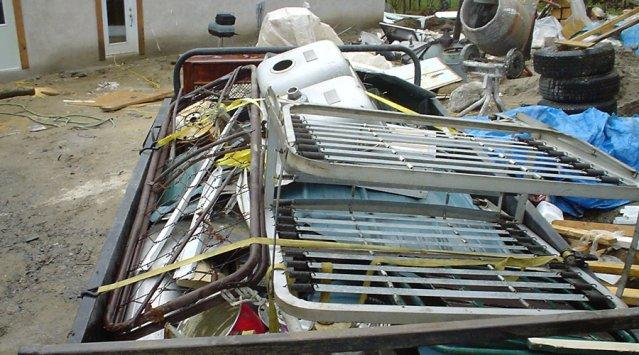 Gestion des déchets de rénovation