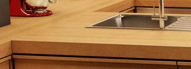 Comptoirs en bois