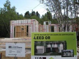 Constructions vertes: plusieurs projets à Trois-Rivières