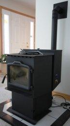 chauffage au bois tout sur les po les cohabitation. Black Bedroom Furniture Sets. Home Design Ideas