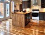 Revêtement de plancher écologique - Bois