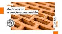 Colloque Matériaux de la construction durable ─ CBDCa