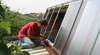 Énergie solaire thermique active