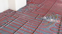 Fiche planchers : plancher chauffant, plancher rayonnant