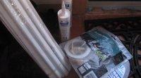Rubans d'étanchéité, mastic-silicone, le matériel pour bien calfeutrer sa maison