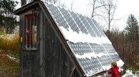 Installer un système photovoltaïque chez soi, étape 2: où et comment?