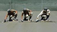 Finitions plancher de béton : béton poli, béton estampé, béton lissé
