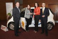 Plus important programme d'essai de voitures électriques au Canada