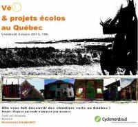 Elle vous fait découvrir la construction verte au Québec !