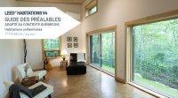 [LEED® Habitation v4] Guide des préalables d'Évaluations Écohabitation