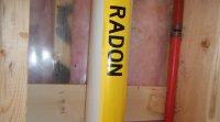 Le radon, un ennemi silencieux - colonne radon